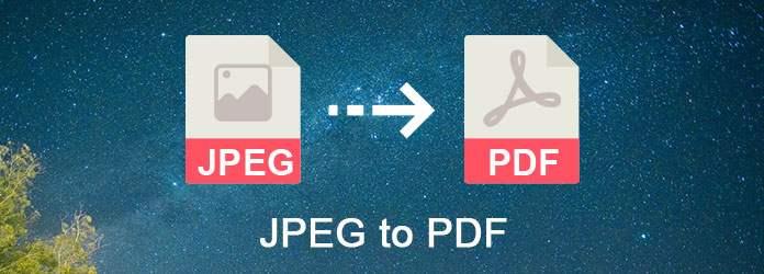 Da JPEG a PDF