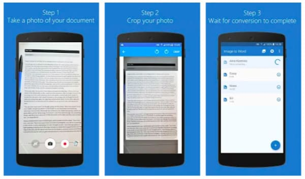 Image to Word PDF to Word APP for Android