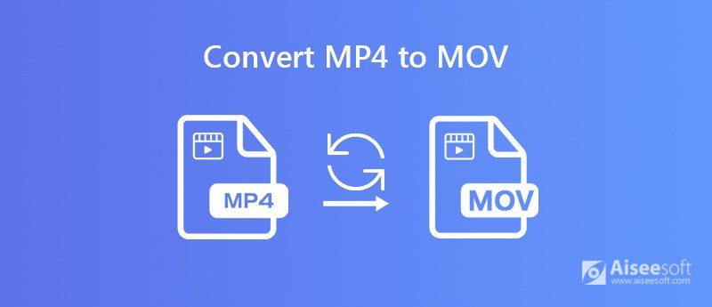 Converti MP4 in MOV