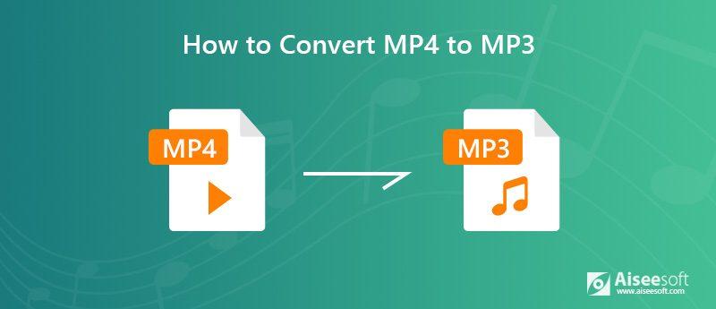 Converteer MP4 naar MP3