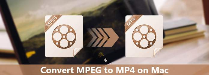 Converti MPEG in MP4 su Mac