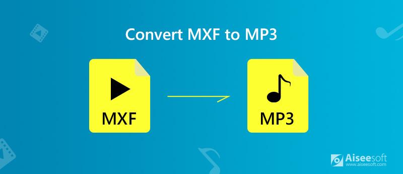Konwertuj MXF