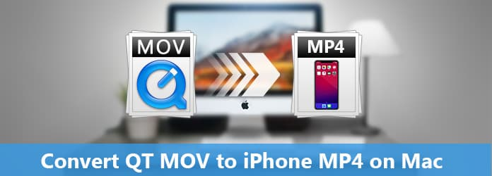 QuickTime MOV per iPhone MP4 su Mac