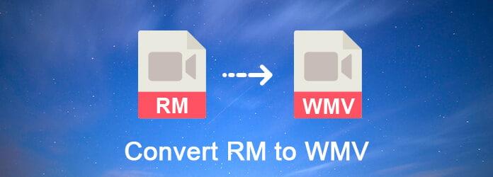 RM a WMV