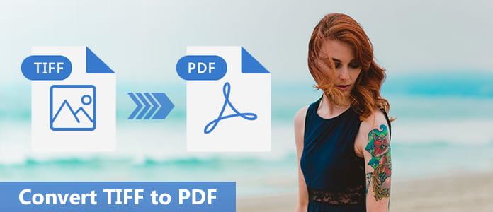 Converti TIFF in PDF