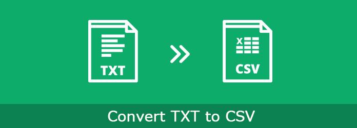 Converti TXT in CSV