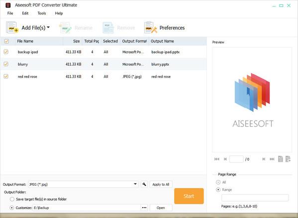 Aiseesoft pdf μετατροπέας απόλυτο