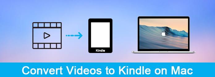 Μετατροπή βίντεο σε Kindle Mac
