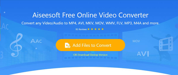 Convertitore video online gratuito