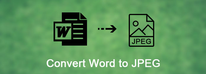 Convert Word to JPEG