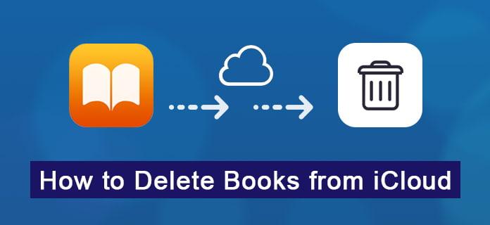 Διαγραφή βιβλίων από το iCloud