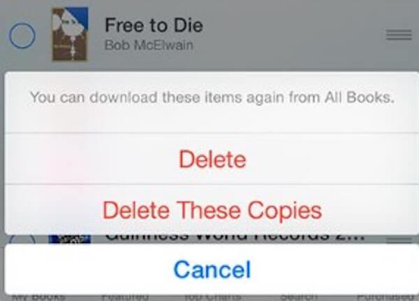 3 Best Ways to Delete Books from iCloud