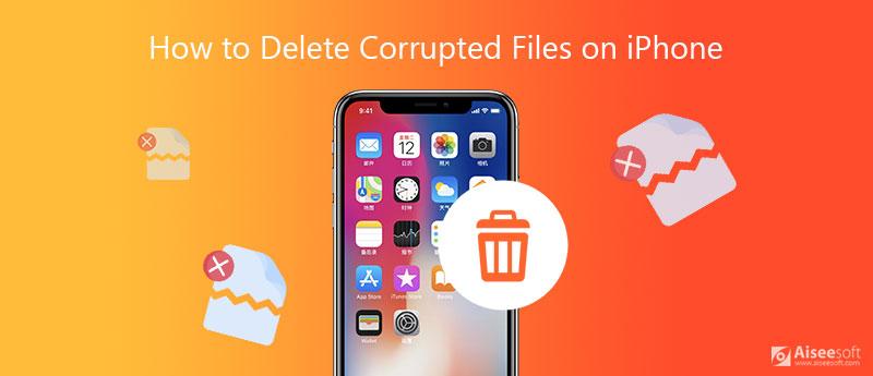 Odstraňte poškozené soubory médií