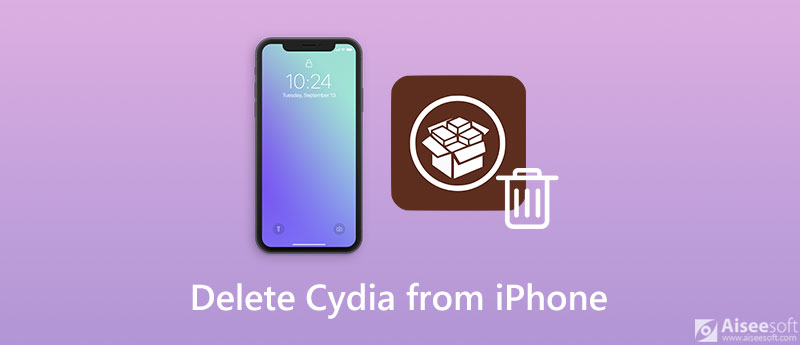 Delete Cydia from iPhone
