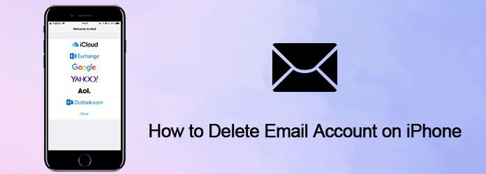 Διαγραφή λογαριασμού ηλεκτρονικού ταχυδρομείου στο iPhone