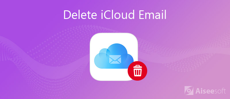 Usuń konto e-mail iCloud