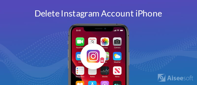 Elimina account Instagram