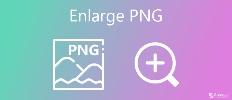 Ingrandisci le immagini PNG