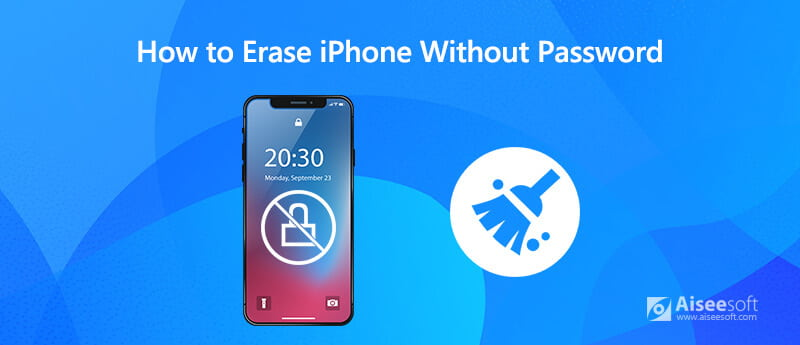 Erase iPhone Without Password