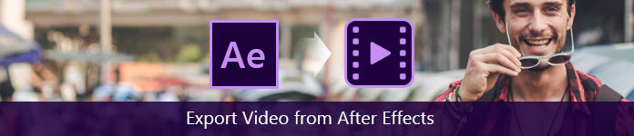 Esporta video da After Effects