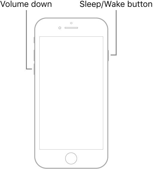 Arrêter iPhone7