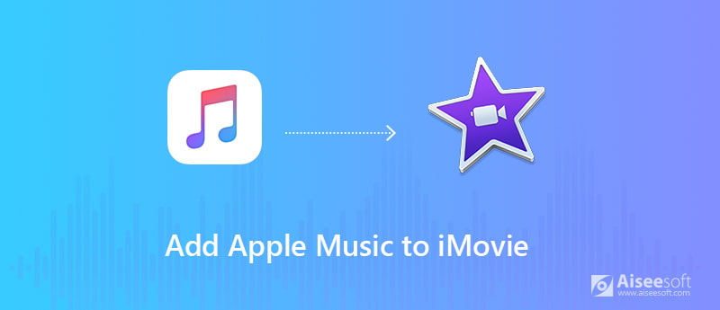 Add Apple Music to iMovie