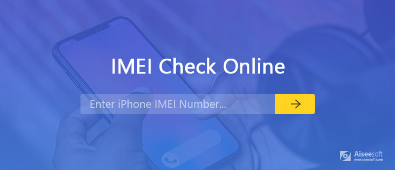 Check IMEI Number Online