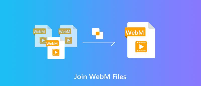 Συνδυάστε βίντεο WebM