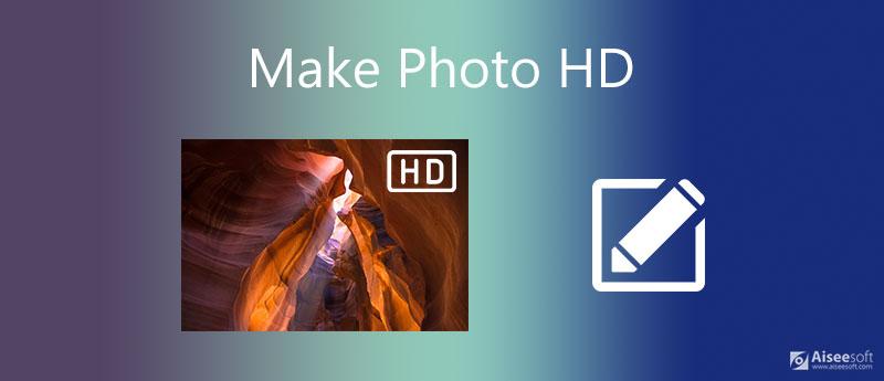 Δημιουργήστε μια φωτογραφία HD