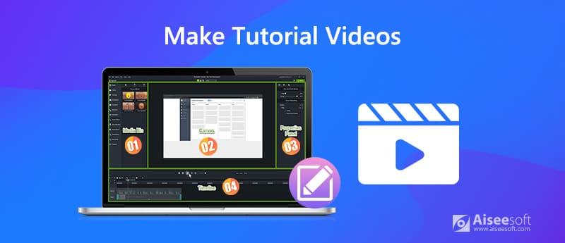 Realizza video tutorial