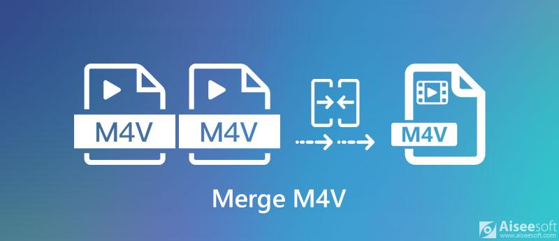 Połącz M4V