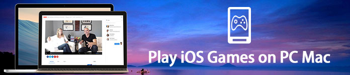 Play and Record iOS Games