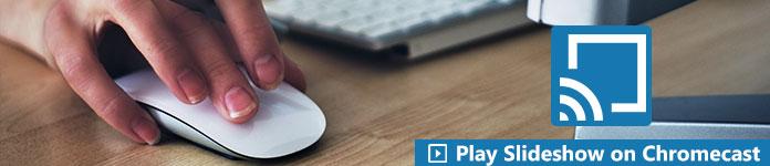 Riproduci la presentazione su Chromecast