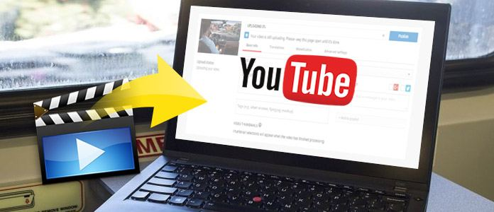 Opublikuj film na YouTube