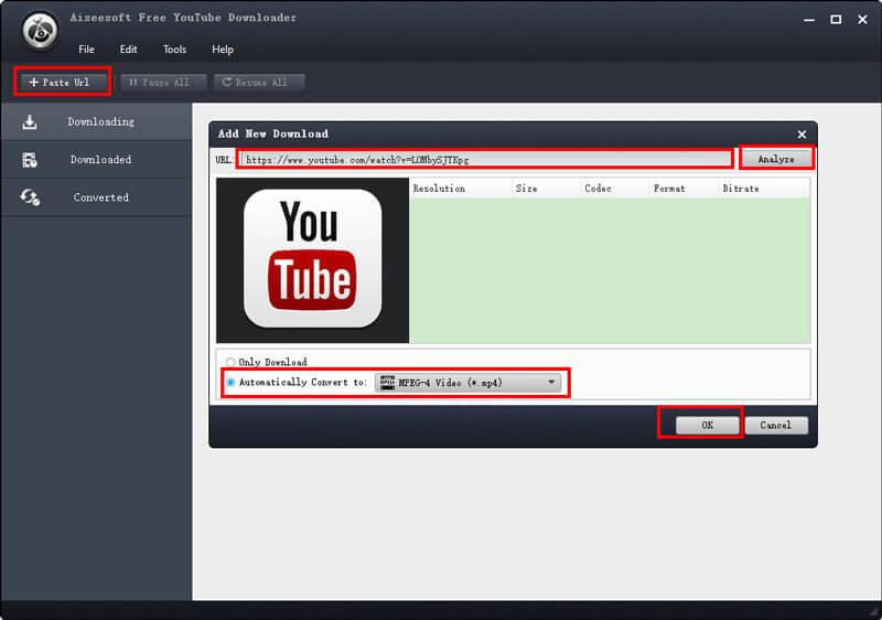 Κατεβάστε βίντεο από το YouTube
