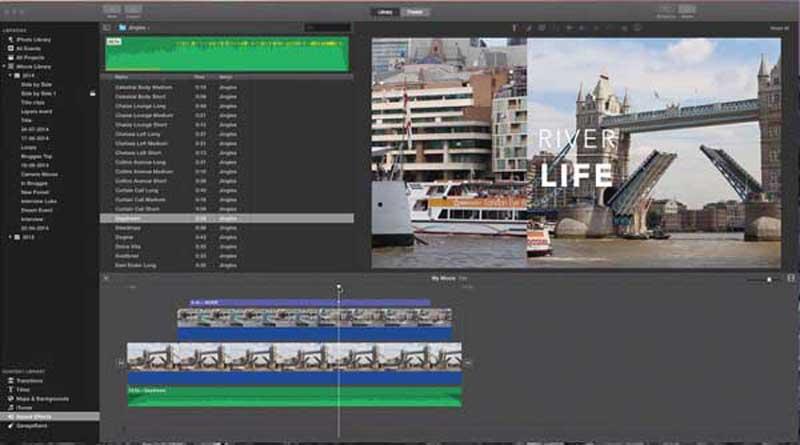 Με το iMovie