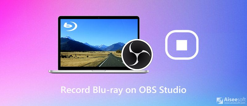 在OBS上錄製藍光