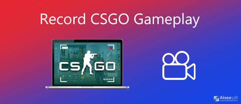 Zaznamenejte hru CSGO