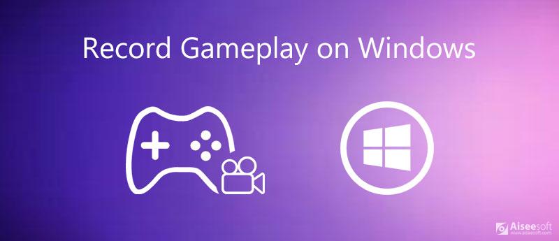 Εγγραφή παιχνιδιού σε Windows