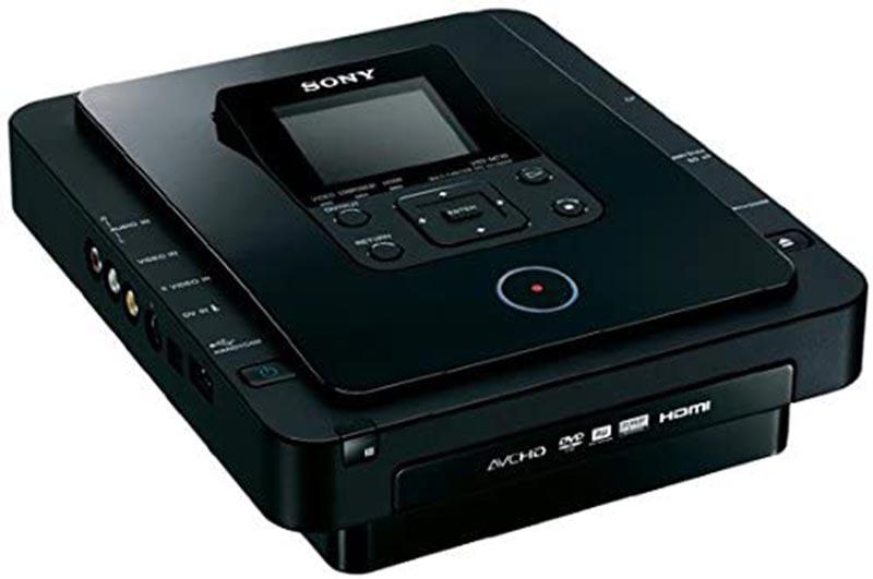 Συσκευή εγγραφής DVD Sony
