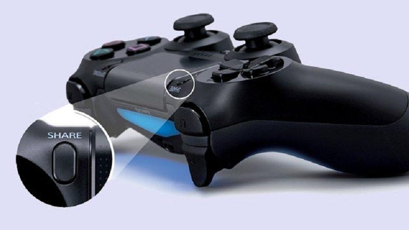 Condivisione PS4