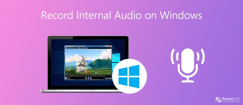 Εγγραφή εσωτερικού ήχου στα Windows