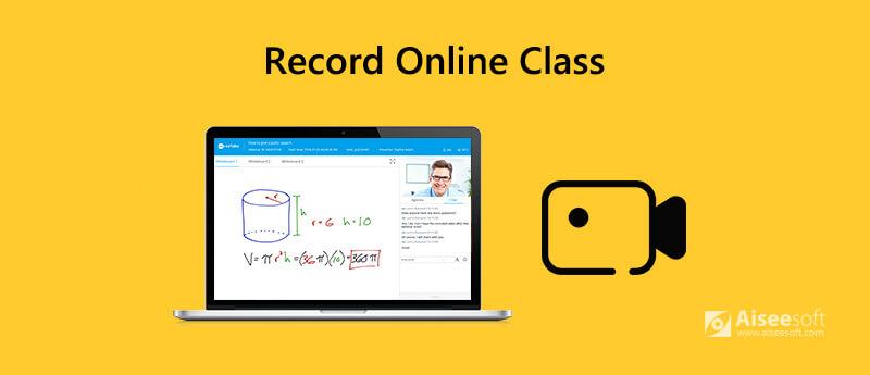 Registra classe online