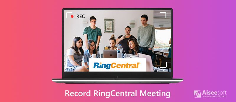 Εγγραφή RingCentral Meeting