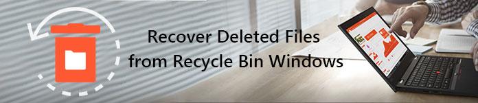 Odzyskaj usunięte pliki z Kosza systemu Windows