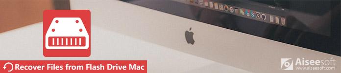 Herstel bestanden van USB Flash Drive op Mac