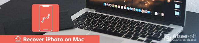 Obnovte knihovnu iPhoto v systému Mac