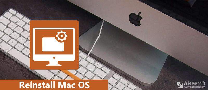 Reinstall Mac OS - How to Reinstall Mac OS like macOS Mojave or OS X