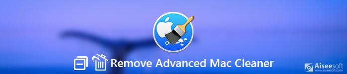 Usuń Advanced Mac Cleaner