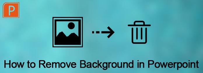 Odebrat pozadí v Powerpoint